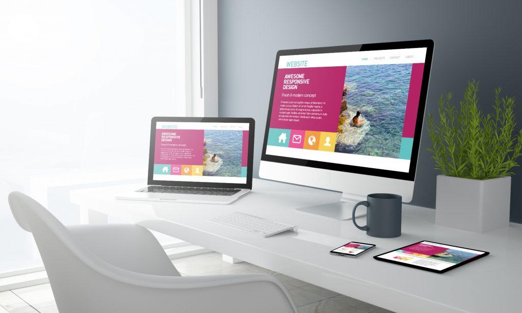 HGC Website Technology